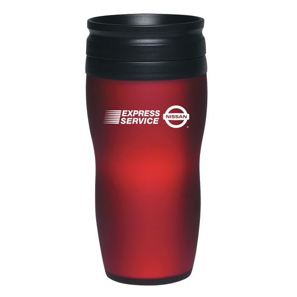 16oz Soft Touch Tumbler