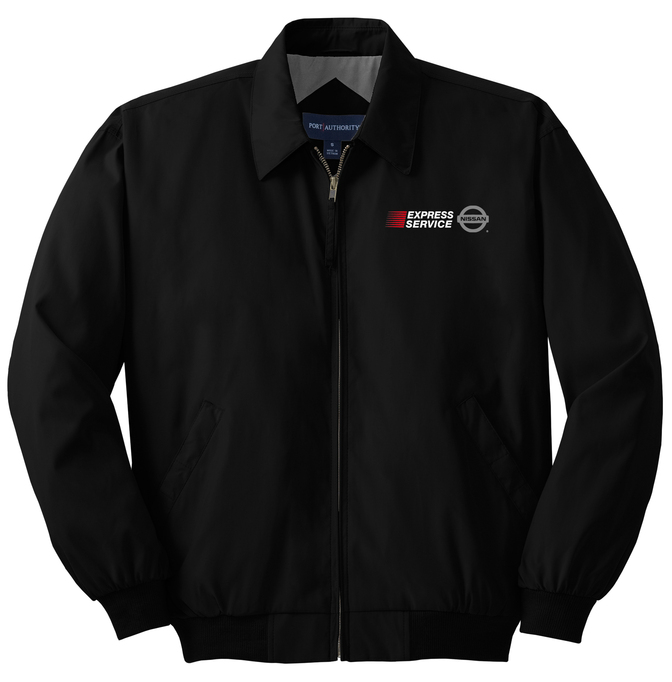 Pourt Authority Casual Microfiber Jacket
