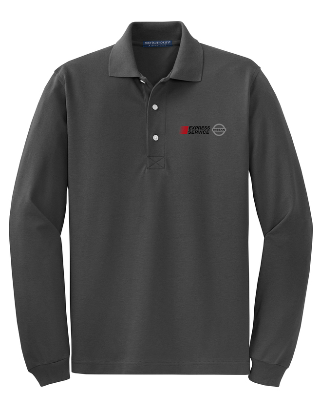 Port Authority Signaure Long Sleeve Sport Shirt