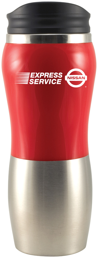 14oz Acrylic & Stainless Steel Travel Mug