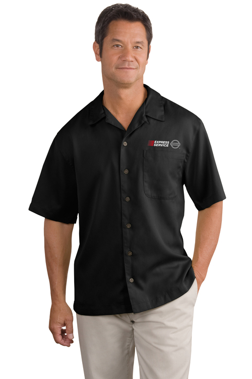Port Authority Easy Care Camp Shirts